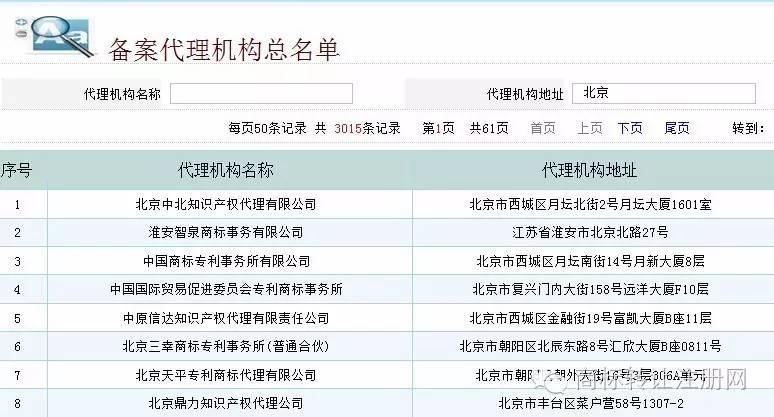 北京商标公司